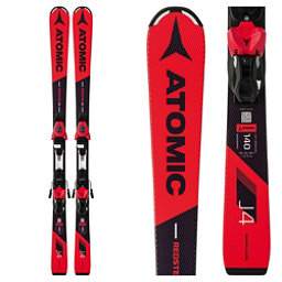 Atomic Redster J4 Kids Skis with L7 Bindings, , 256