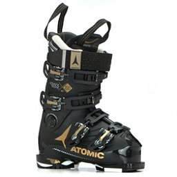 Atomic Hawx Prime 100 W Womens Ski Boots, Black-Gold, 256