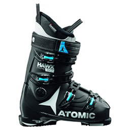 Atomic Hawx Prime 80 Ski Boots, Black-Blue-White, 256