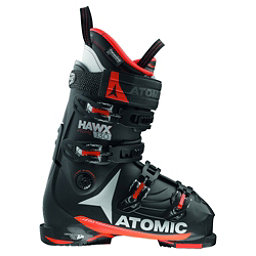 Atomic Hawx Prime 130 Ski Boots, Black-Orange, 256