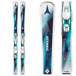 Atomic Vantage X 74 R W Womens Skis with Lithium 10 Bindings, , 256