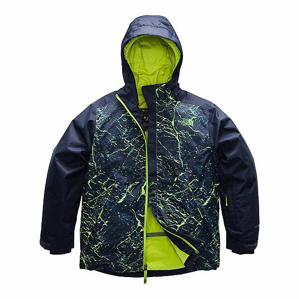 The North Face Brayden Insulated Boys Ski Jacket (Previous Season), , 600