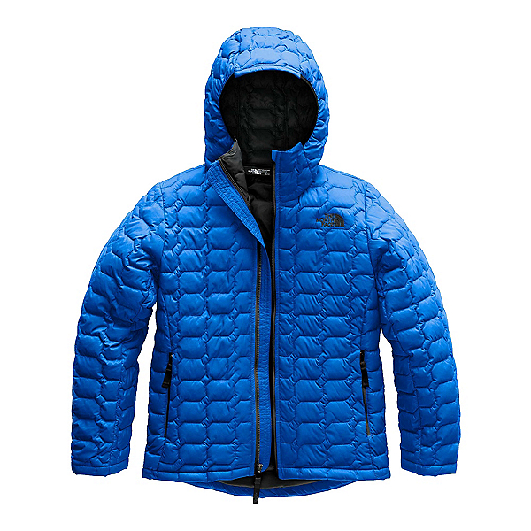 The North Face ThermoBall Hoodie Kids Jacket (Previous Season), Turkish Sea, 600
