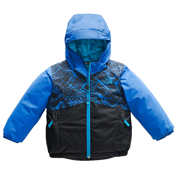 The North Face Snowquest Toddler Ski Jacket, , 600