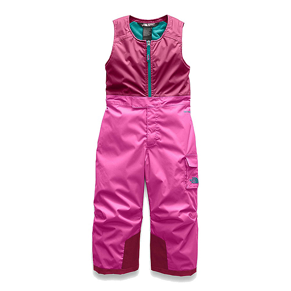 7cb822b1a7de The North Face Insulated Bib Toddler Girls Ski Pants 2019