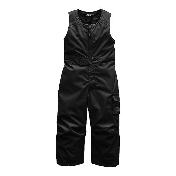 The North Face Insulated Bib Toddler Boys Ski Pants (Previous Season), TNF Black, 600