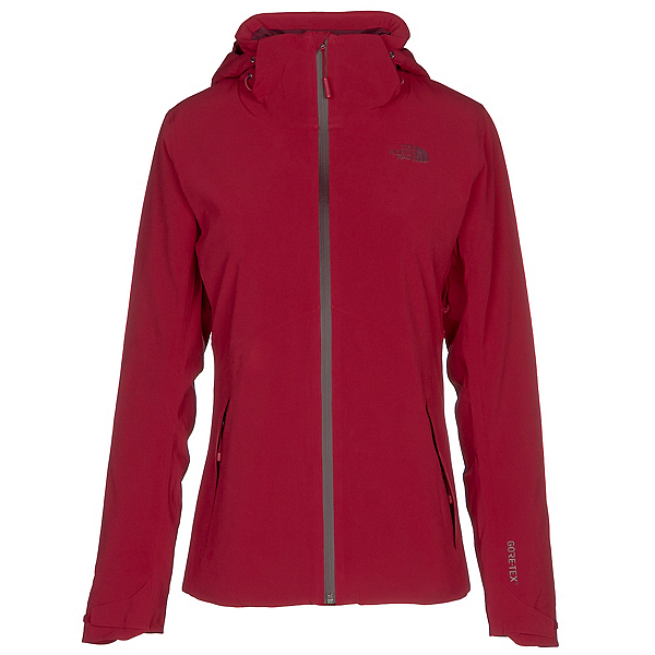 The North Face Apex Flex GTX Thermal Womens Jacket (Previous Season), Rumba Red-Rumba Red, 600