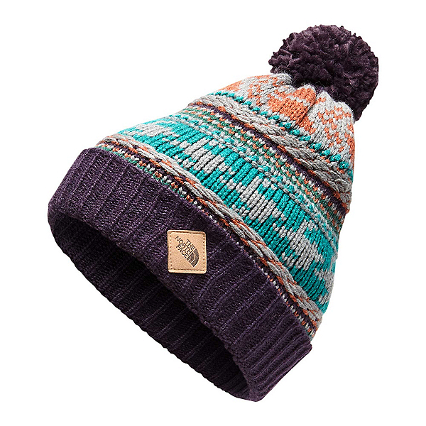 The North Face Fair Isle Beanie, , 600