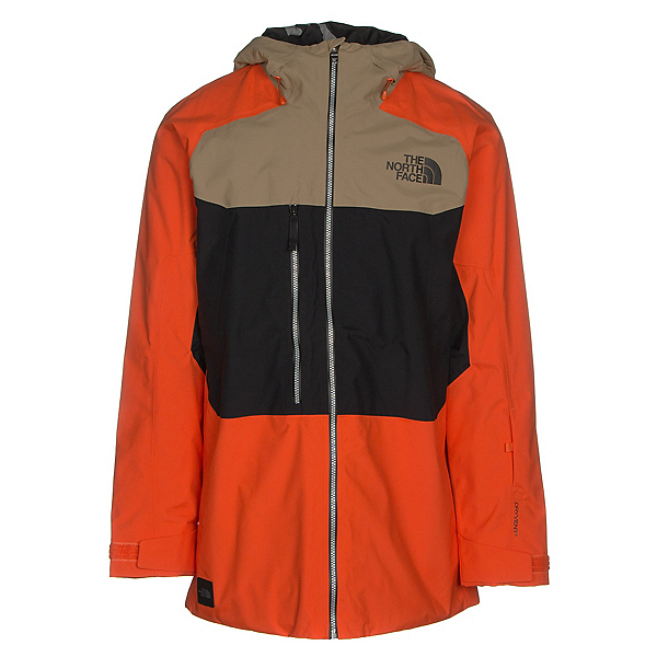 The North Face Repko Mens Insulated Ski Jacket, , 600