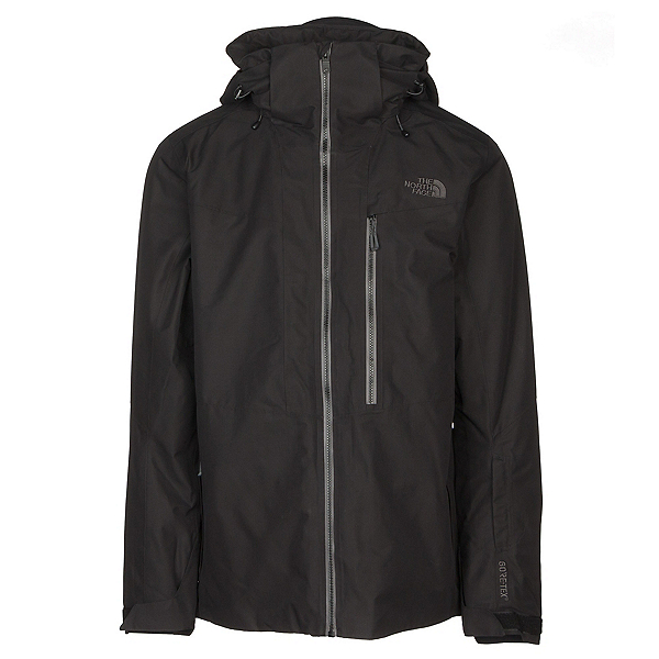 The North Face Maching Mens Insulated Ski Jacket, TNF Black, 600