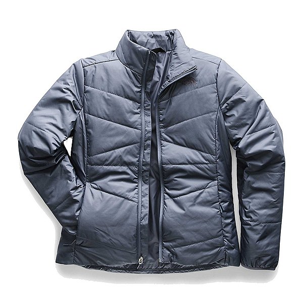 The North Face Bombay Womens Jacket (Previous Season), Grisaille Grey, 600
