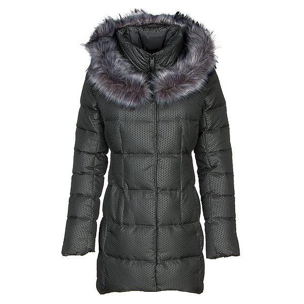 The North Face Hey Mama Parkina w Faux Fur Womens Jacket 2019 cec48bfbd