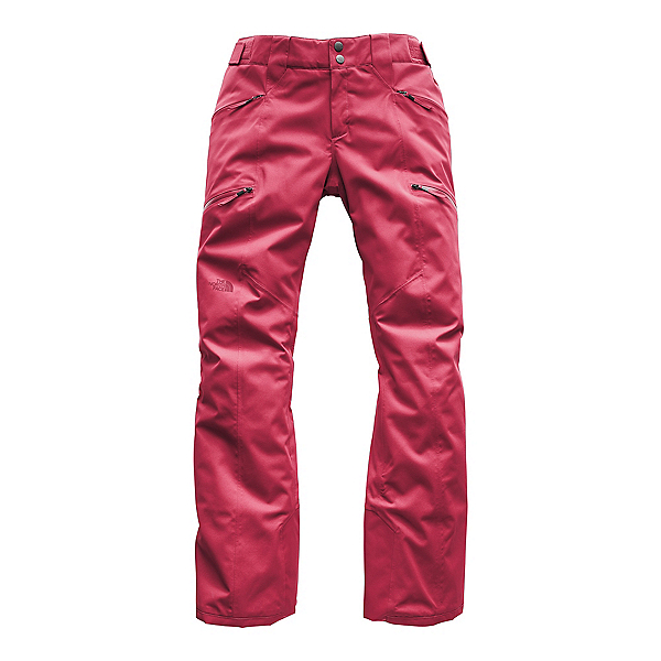 The North Face Lenado Womens Ski Pants (Previous Season), Teaberry Pink, 600
