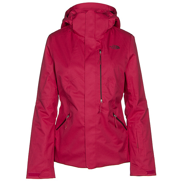The North Face Gatekeeper Womens Insulated Ski Jacket, Cerise Pink, 600