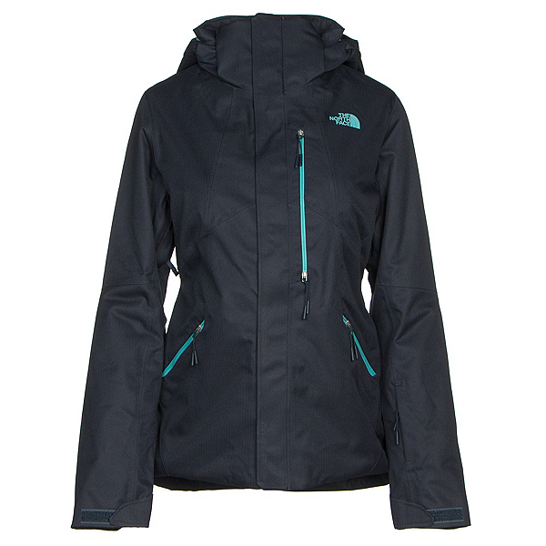 The North Face Gatekeeper Womens Insulated Ski Jacket, Urban Navy, 600