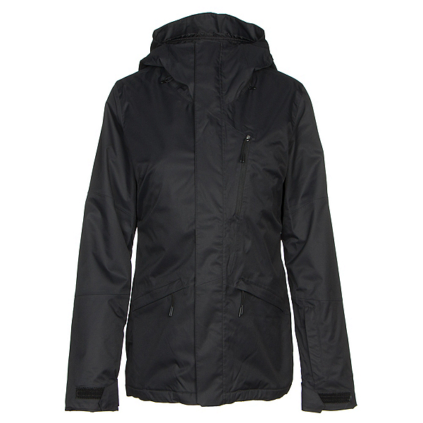 The North Face ThermoBall Snow Triclimate Womens Insulated Ski Jacket (Previous Season), TNF Black, 600