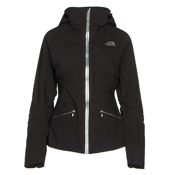 The North Face Anonym Womens Insulated Ski Jacket (Previous Season), TNF Black, 600