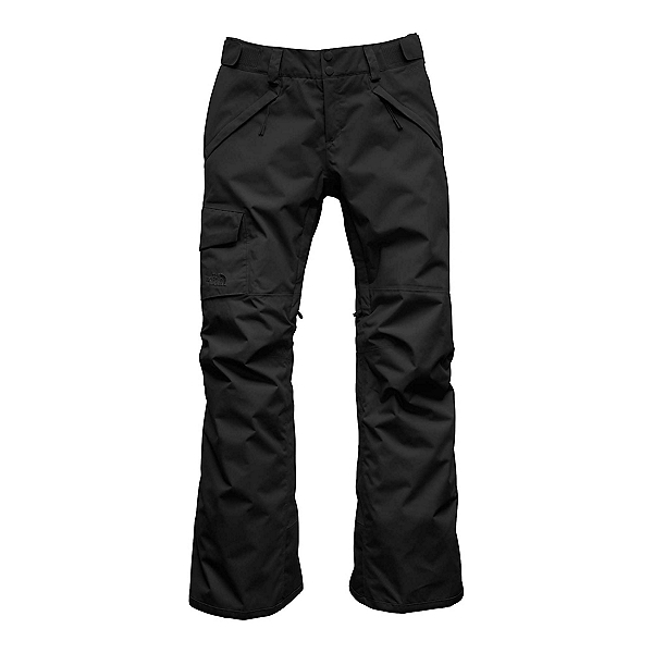 The North Face Freedom Insulated Long Womens Ski Pants (Previous Season) 2019, TNF Black, 600