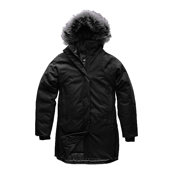 The North Face Defdown GTX Womens Jacket, TNF Black, 600