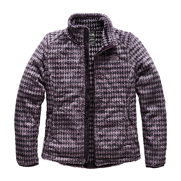 The North Face Novelty Osito Womens Jacket (Previous Season), Galaxy Purple Heather Diamond, 600