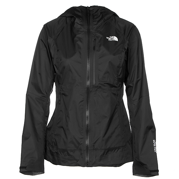 The North Face Impendor GTX Womens Shell Ski Jacket (Previous Season) 2019, TNF Black-TNF Black, 600