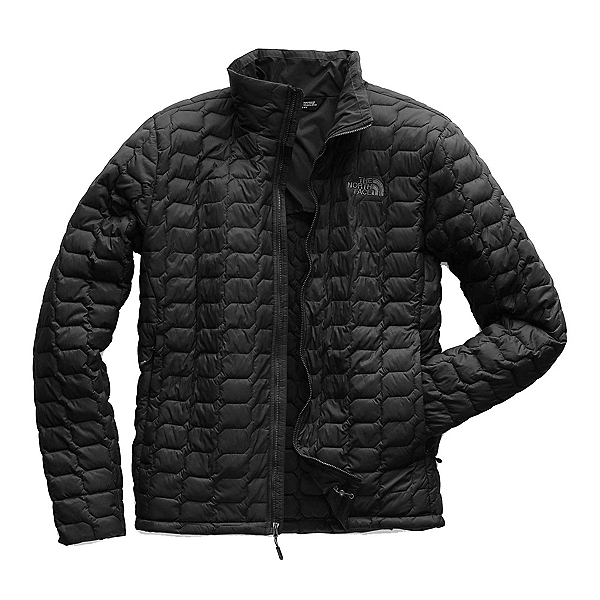 The North Face ThermoBall Tall Mens Jacket, TNF Black Matte, 600