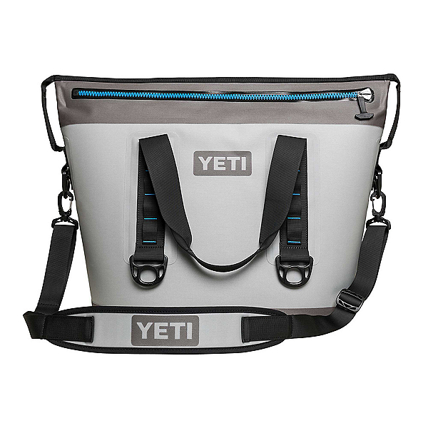 YETI Hopper Two 30, Fog Gray, 600