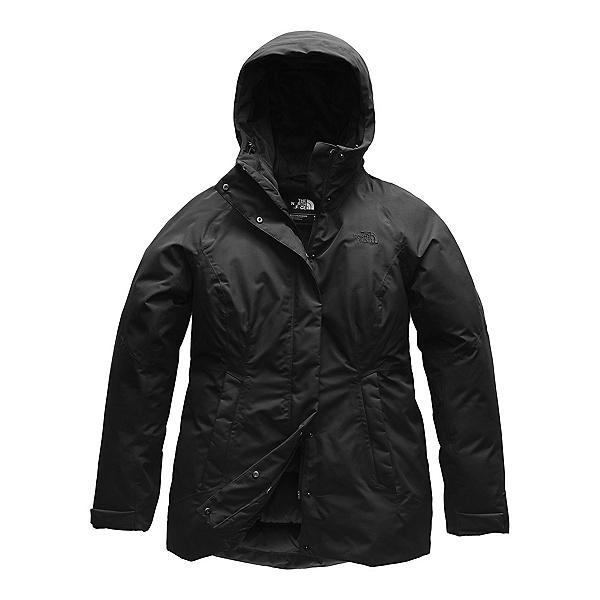 The North Face Toastie Coastie Parka Womens Jacket (Previous Season), TNF Black, 600
