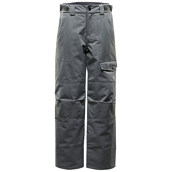 Orage Tarzo Boys Kids Ski Pants, Heather Grey, 600