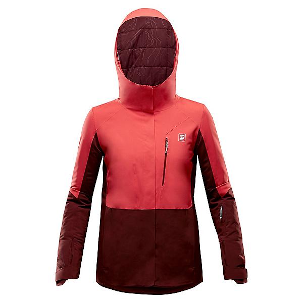 Orage Nina Womens Insulated Ski Jacket, Grenadine, 600