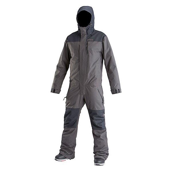 Air Blaster Insulated Freedom Mens One Piece Ski Suit, , 600
