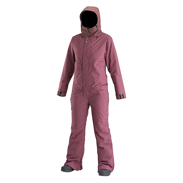 Air Blaster Insulated Freedom Womens One Piece Ski Suit, Huckleberry, 600
