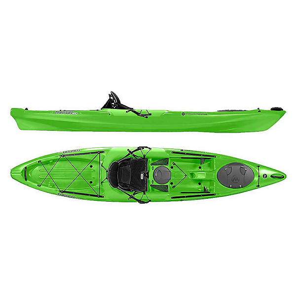Wilderness Systems Tarpon 120 Ultralite Sit On Top Kayak, Lime, 600