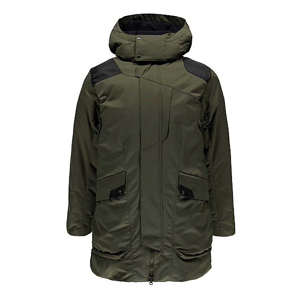 3591f126e1 Spyder Deck Parka Mens Jacket, , 600