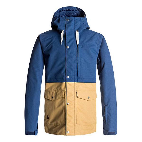 Quiksilver Horizon Mens Insulated Snowboard Jacket, , 600