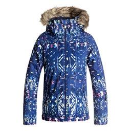 Roxy American Pie w/Faux Fur Girls Snowboard Jacket, , 256
