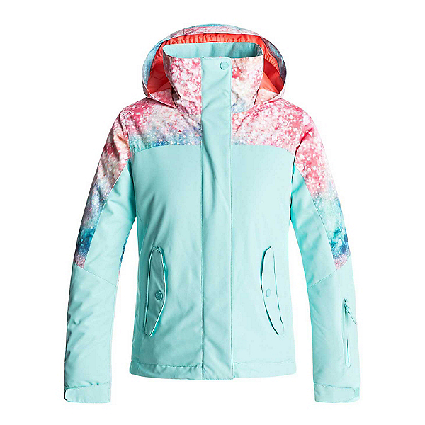 cb6c81c2c Roxy Jetty Block Girls Snowboard Jacket 2018