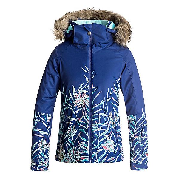 Roxy American Pie SE w/Faux Fur Girls Snowboard Jacket, , 600