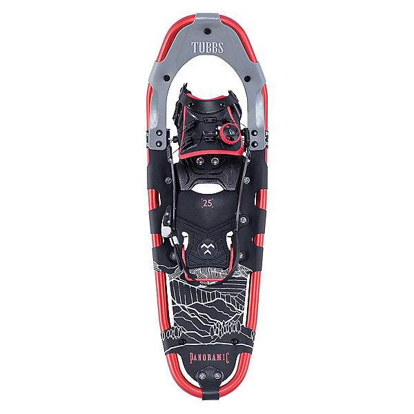 Tubbs Panoramic Snowshoes 2021, , 600