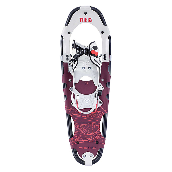 Tubbs Wilderness Womens Snowshoes, , 600