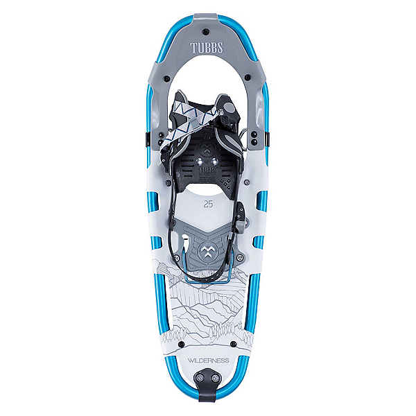Tubbs Wilderness Snowshoes, , 600