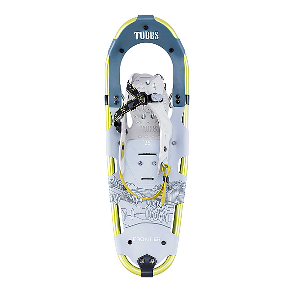 Tubbs Frontier Snowshoes 2019, , 600