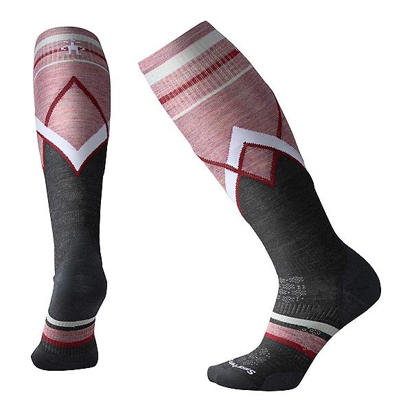 Smartwool Phd Ultra Light Pattern Womens Ski Socks 2019