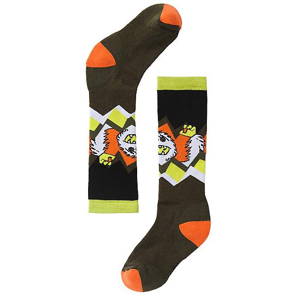 SmartWool Wintersport Yeti Kids Ski Socks, , 600