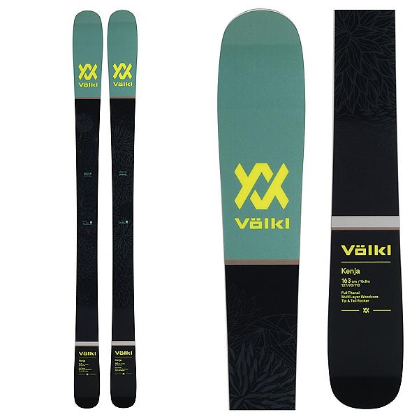 Volkl Kenja Womens Skis, , 600