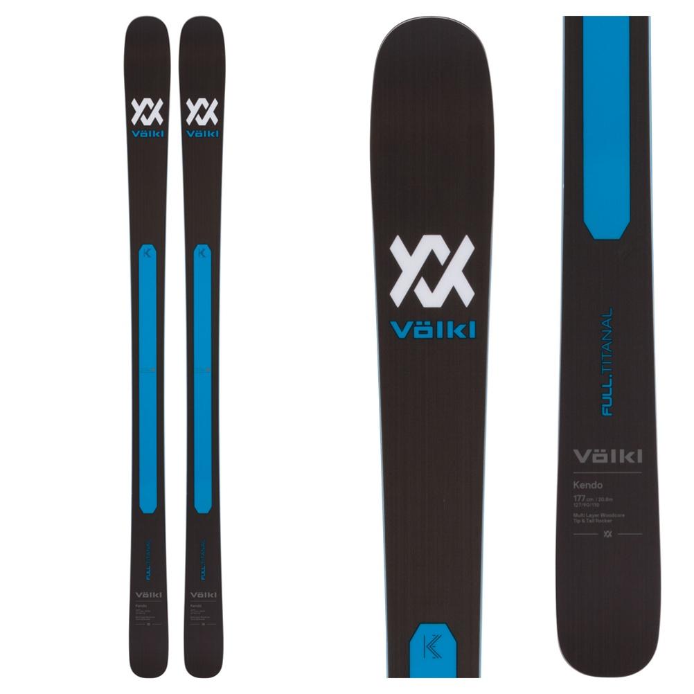 Volkl Kendo Skis im test
