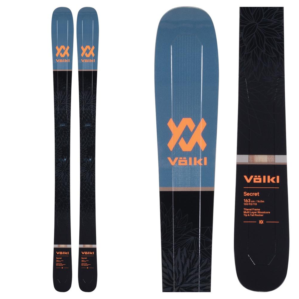 Volkl Secret Womens Skis