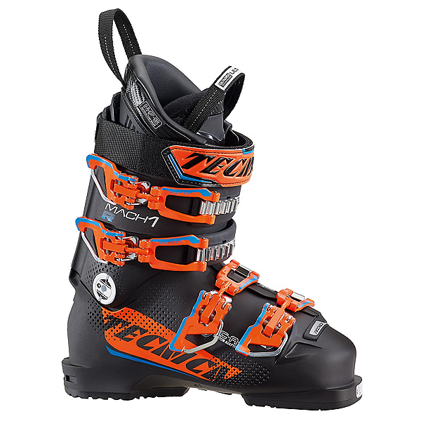 Tecnica Mach 1 90 R Ski Boots, Black, 600
