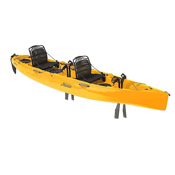 Hobie Mirage Oasis Kayak, Papaya Orange, 600