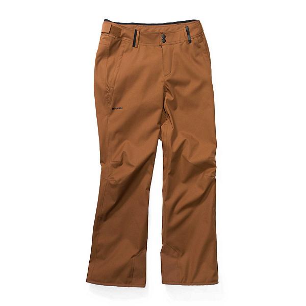Holden Skinny Standard Mens Ski Pants 2019, Bison, 600